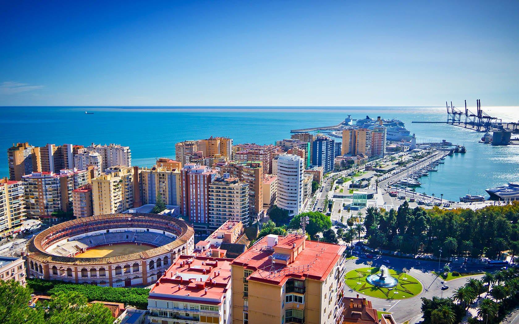 1° Giorno - Italia/Málaga