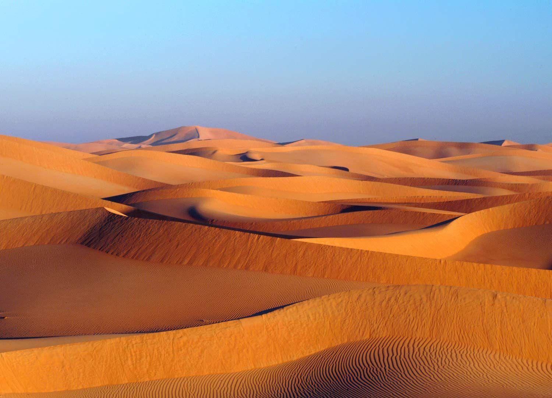 30 Aprile  NIZWA/DESERTO DI WAHIBA SANDS