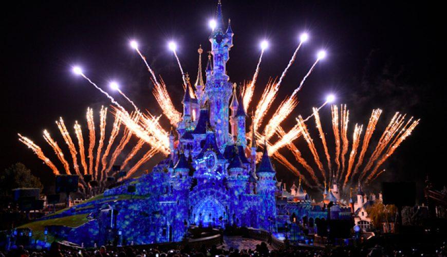 Giochi di Luce Disneyland Paris