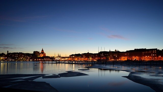 Giorno 6 – Helsinki – Scandic Grand Marina