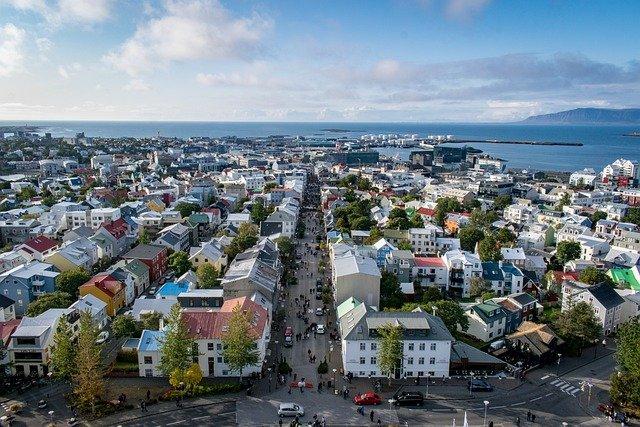 Giorno 1 - Reykjavík - Grandi by Center Hotel