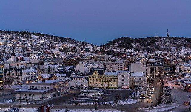 Giorno 2- Tromso – Narvik - Scandic Narvik
