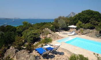 Soggiorno in Vila con piscina privata
