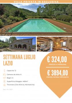 Lazio_Luglio