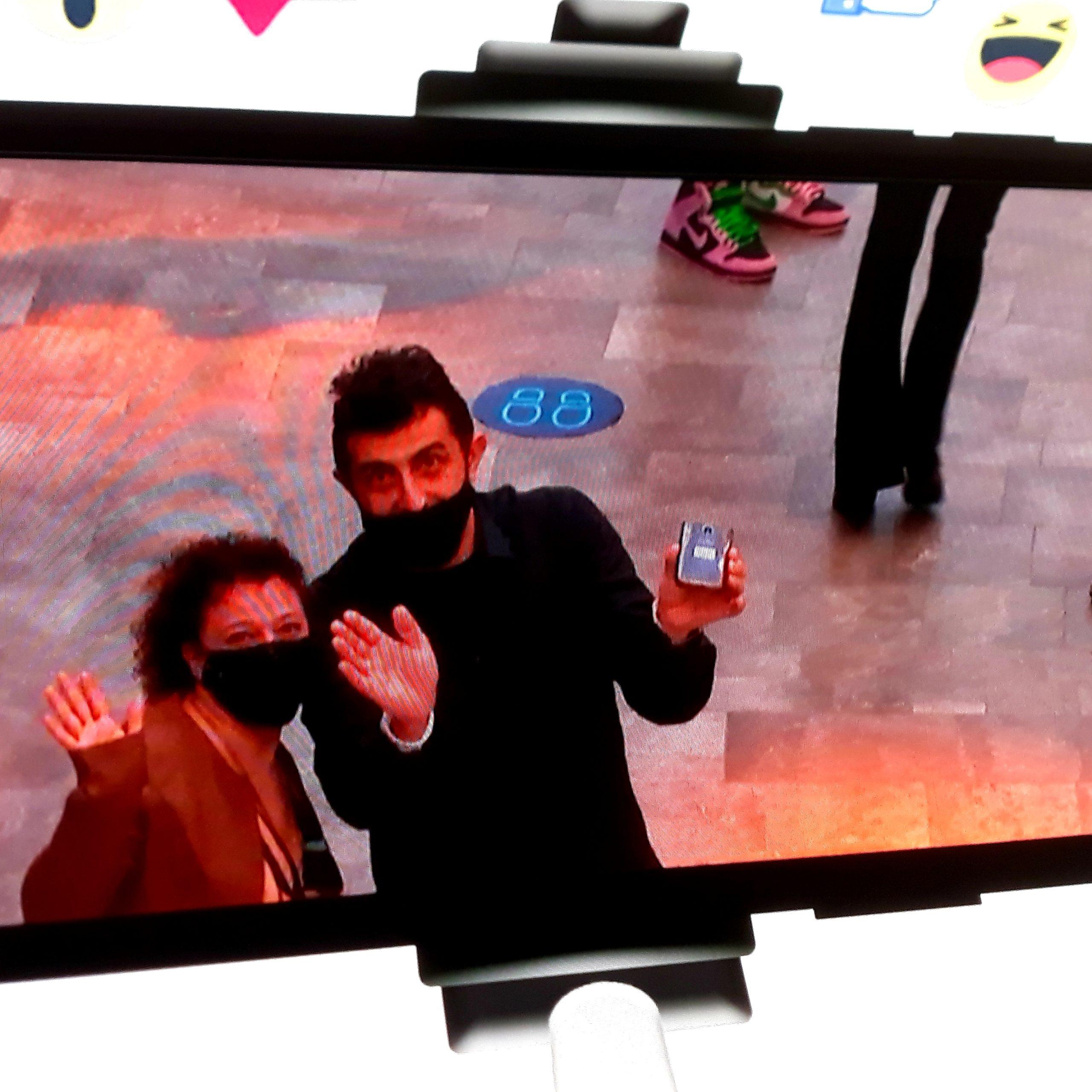 Selfie Time MSC Grandiosa